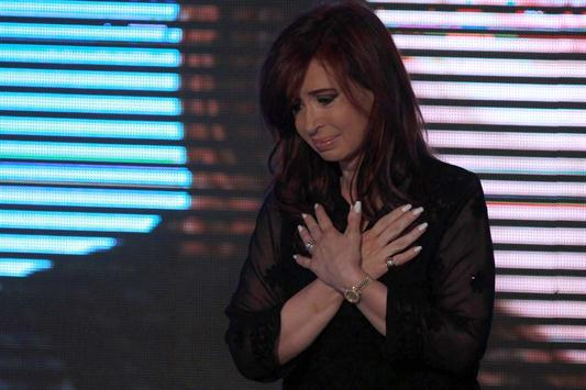 Impossible d'échapper aux larmes de Cristina